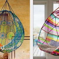 Hanging Chairs | Design Lovers Blog
