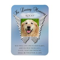 Memorial | Pet Magnet