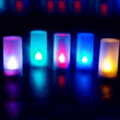 Creative Romantic Desk Decor Night Light Party Bar Home Bedroom Lamp Gift