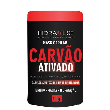 CARVÃO ATIVADO HYDRATING MASK HIDRA LISE 1kg / 35.2 [flash sale]