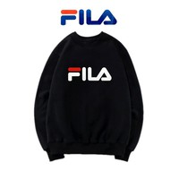 FILA Fashion Print Top Sweater Pullover