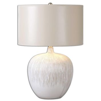 Georgios Textured Ceramic Lamp