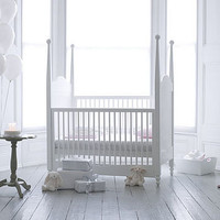 hestia four poster cot bed by bambizi | notonthehighstreet.com