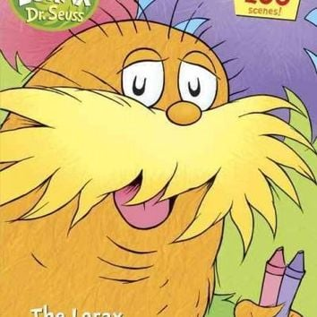 The Lorax Deluxe Doodle Book (The Lorax Dr. Seuss)