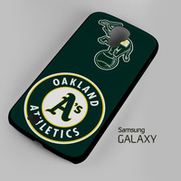 Oakland Athletics Baseball Team A1103 Samsung Galaxy S3 S4 S5 Note 3 Cases - Galaxy