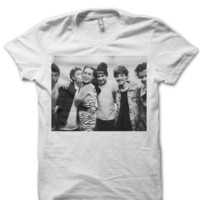 1D & KATY PERRY T-SHIRT CELEBRITY SHIRTS HIPPY SHIRTS FREE T-SHIRTS CONGRATULATIONS ONE DIRECTION GREAT GIFTS FOR TEENS BIRTHDAY GIFTS CHRISTMAS