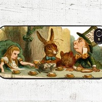 iPhone Case - Alice in Wonderland Tea Party  on the redditgifts Marketplace