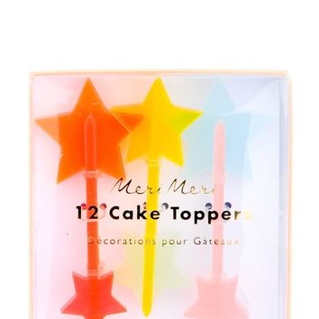 Starry Cake Toppers | LEIF