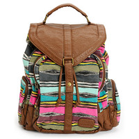 Billabong Campfire Dayz Mulitcolor Backpack  at Zumiez : PDP