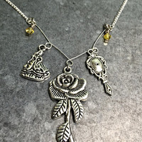 Tale as Old as Time Necklace