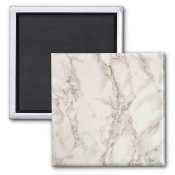 Marble Stone Square Magnet