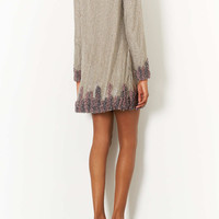 **LIMITED EDITION Sequin Shift Dress - Going Out Dresses - Dresses - Clothing - Topshop USA