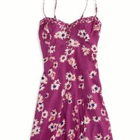AEO Women's Flower Printed Sundress