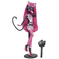MONSTER HIGH® NEW SCAREMESTER™ CATTY NOIR™ Doll - Shop.Mattel.com