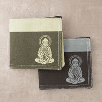 Peaceful Buddha Wallet