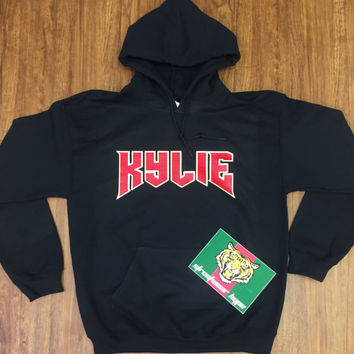 Kylie Hoodie The Kylie Jenner Shop,The Kylie Pop Up Shop Merch,The Kylie Jenner Shop,Kylie Merch,kylie merchandise,Kylie Cosmetics,Yeezus