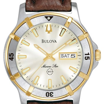 Bulova Men's Marine Star Watch 98C71