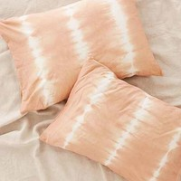 Mesa Soft Dye Jersey Pillowcase Set