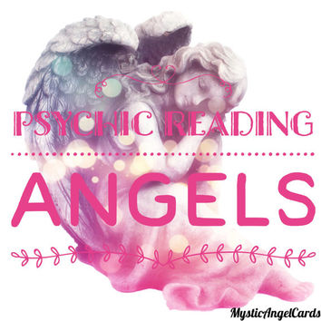 Psychic Reading- Angels, Certified Angel Card Reader, Connect to your Angels, Accurate and in-depth reading, video or email