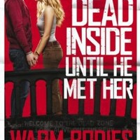 Warm Bodies Dead Inside Movie Poster Print