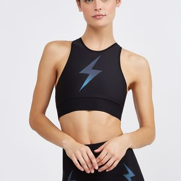 ALTITUDE SILK BOLT CROP TOP