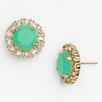 Women's kate spade new york 'secret garden' mixed stone stud earrings