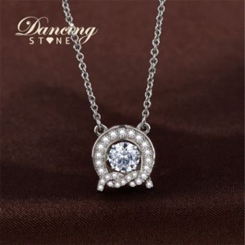 Luxury Love Swarovski Crystal Necklace