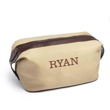 Rugged Canvas Dopp Kit (Pack of 1)