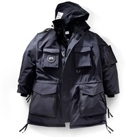 Indie Designs Oversized Fold Up Parka