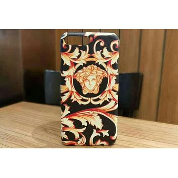 Versace 2018 Unisex Tide Brand New iPhone Case F-OF-SJK 4
