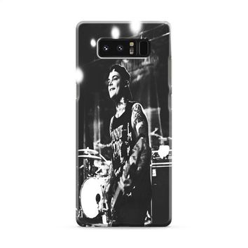 Ahren Stringer the Amity Affliction Samsung Galaxy Note 8 Case