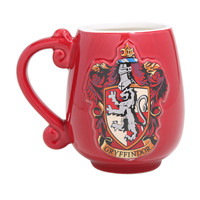 Harry Potter Gryffindor Crest Oval Mug