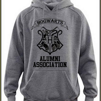 howarts alumnni association custom crewneck hoodie for unisex