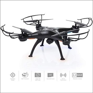 BCP 4 Channel 2.4G 6-Axis, Gyro RC Headless Quadcopter Drone