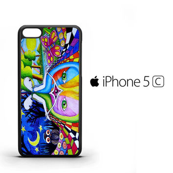 Waiting A1187 iPhone 5C Case