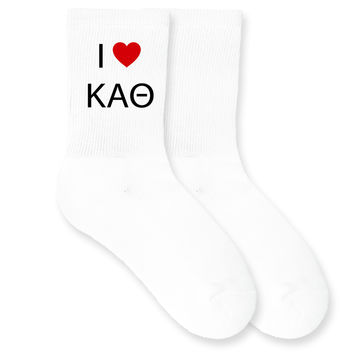 Kappa Alpha Theta- I Heart My Sorority