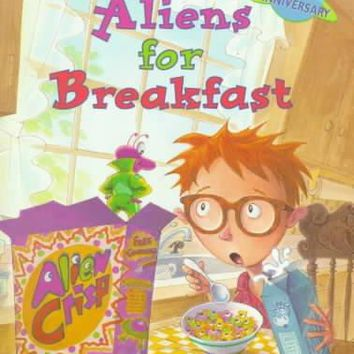 Aliens for Breakfast (Stepping Stone Books)