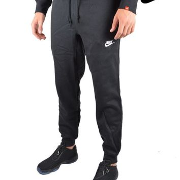 NIKEAW77 CUFFED SWEATPANTS - BLACK