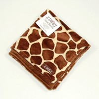 Giraffe Travel Blankie by Z Daisy