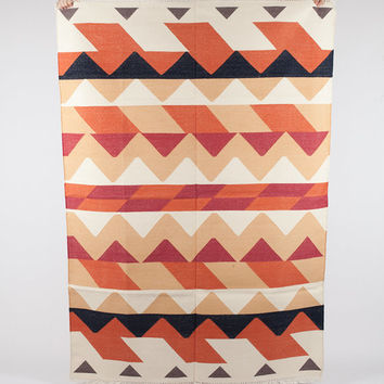 Area Rug - Perfect Tribe -  in 4x6