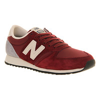 New Balance U420 Dark Red - Unisex Sports