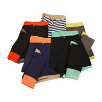 RLTD | Weekday Package 5 Sets of Matching Boxer Briefs and Socks
