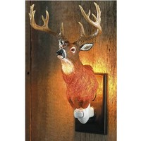 Wild Wings Whitetail Deer Night Light