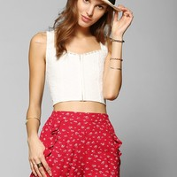 Kimchi Blue Bonita Bustier Top - Urban Outfitters