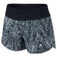 Women's Nike Rival 4 Inch Printed Shorts