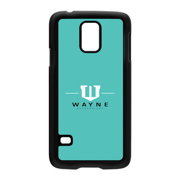 Wayne Enterprises Hard Plastic Case for Samsung Galaxy S5 by Chargrilled