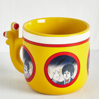 60s I Want to Warm Your Hands Mug by ModCloth