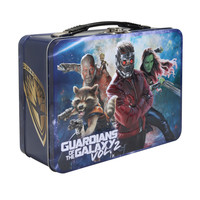 Marvel Guardians Of The Galaxy Vol. 2 Metal Lunchbox