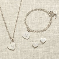 Heart Icon Jewelry