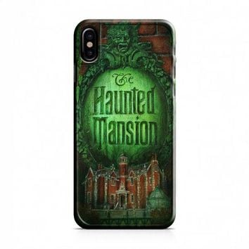 Disney The Haunted Mansion iPhone X Case